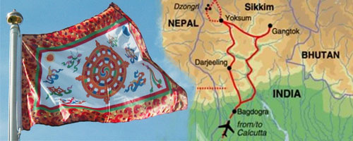 map_sikkim_trip
